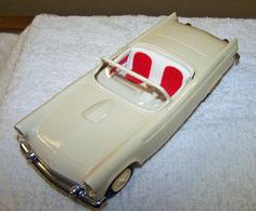 1955 Ford Thunderbird Convertible Promo Model Car | Model Cars | Caption Text