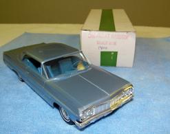 Amt 1964 chevrolet impala ss hardtop promo model car  model cars cb221084 9569 4cb0 8fbb 7e3cdbf3c4b3 medium