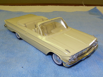 Amt 1961 chevrolet impala convertible promo model car  model cars eb505235 4f71 4496 8930 866969a7bdc7 large