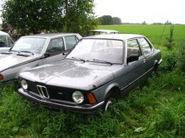 BMW 316 E21  | Cars