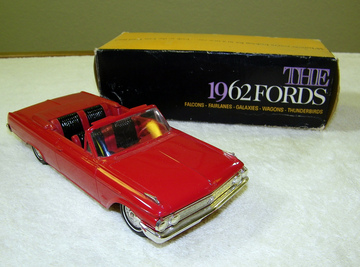 Amt galaxie 500 1962 ford galaxie 500 sunliner convertible promo model car  model cars c62c8d94 d96b 4a4c 8757 604d64967f2a large