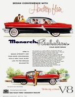 Sedan Convenience With Hardtop Flair | Print Ads