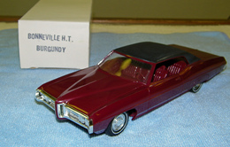 Mpc 1969 pontiac bonneville 2 door hardtop promo model car model cars b32382da 04c7 49f8 9663 e4686726531f medium
