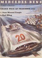 Mercedes-Benz - Grand Prix Af Frankrig | Posters & Prints
