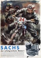 Sachs - Der Erfolgreiche Motor! | Print Ads