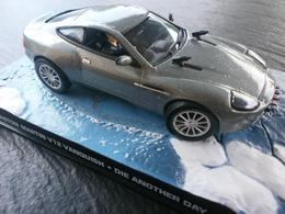 Aston Martin V12 Vanquish | Model Cars