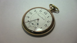 Hampden 16 Size Open Face Pocket Watch | Pocket Watches