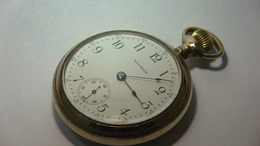 Waltham 18 Size 17 Jewel Pocket Watch | Pocket Watches