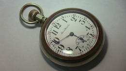 Illinois 18 Size 17 Jewel Pocket Watch | Pocket Watches