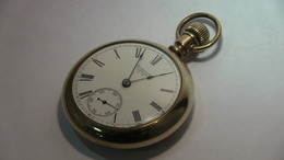 Waltham 18 Size 7 Jewel Pocket Watch | Pocket Watches
