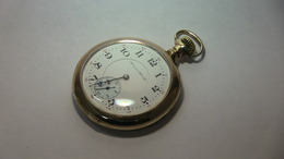 Hampden 12 Size 17 Jewel Pocket Watch | Pocket Watches