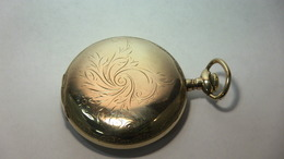 Illinois 16 Size 15 Jewel Pocket Watch | Pocket Watches