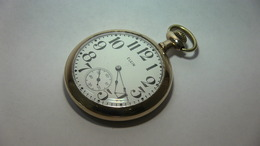 Elgin 16 Size 17 Jewel Pocket Watch | Pocket Watches
