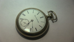 Elgin 18 Size 17 Jewel Pocket Watch | Pocket Watches