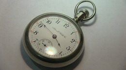Illinois 18 Size 15 Jewel Pocket Watch | Pocket Watches