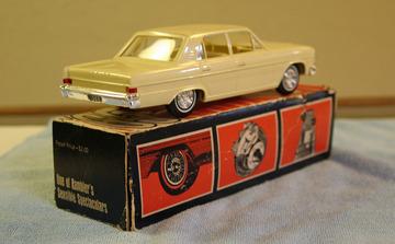 1965 American Motors Rambler Classic 4 Door Sedan Promo Model Car   Model  Cars   Caption