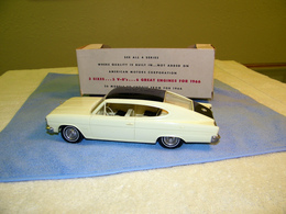 Johan 1966 american motors marlin promo model car  model cars 8ffedd7c 819e 4f19 bac9 e1c2e536f434 medium
