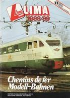 Chemins de fer Modell-Bahnen | Brochures & Catalogs
