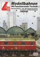 Modellbahnen HO Faszinierende Technik | Brochures & Catalogs