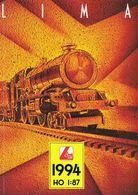 1994 HO 1:87 | Brochures & Catalogs