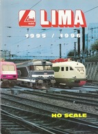 1995/1996 HO Scale | Brochures & Catalogs