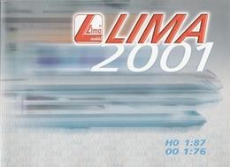 2001 HO 1:87 / OO 1:76 | Brochures & Catalogs