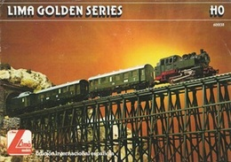 Lima Golden Series | Brochures & Catalogs