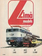 Lima Models | Brochures & Catalogs