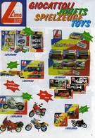 Lima Toys   Brochures & Catalogs