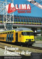 Treinen Chemins de fer   Brochures & Catalogs