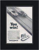 You win! | Print Ads