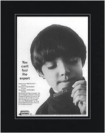 You can't fool the expert | Print Ads