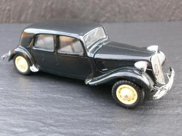 1952 Citroën 15CV | Model Cars