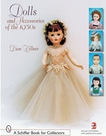 Dolls and Accessories of the 1950s | Books