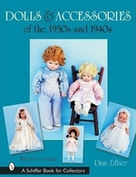 Dolls and Accessories of the 1930s and 1940s | Books
