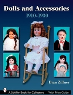 Dolls and Accessories 1910-1930 | Books