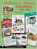 Dollhouse and Furniture Advertising 1880s-1980s  | Books
