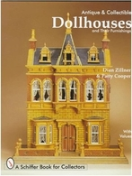 Antique and Collectible Dollhouses and Their Furnishings | Books