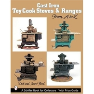 Cast Iron Toy Cook Stoves and Ranges | Books