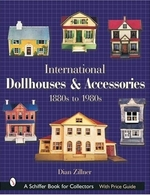 International Dollhouses and Accessories 1880s to 1980s | Books