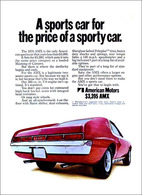 A Sports Car For The Price Of A Sporty Car | Print Ads