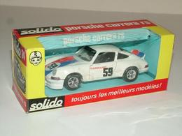 Porsche Carrera RS | Model Racing Cars