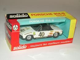 Porsche 914/6 Rallye | Model Racing Cars