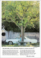 """1964 LeSabre Ad """"Buick builds a high-price car - and puts a low price on it.""""   Print Ads"""