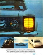 """1964 Buick Riviera Ad """"Adventure is a car called Riviera""""   Print Ads"""