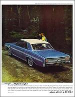 "1964 Buick Skylark Ad ""Escape . . . Skylark style!   Print Ads"
