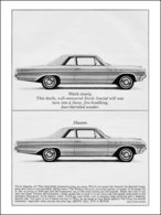 """1964 Buick Special Ad """"Watch closely . . . Shazam!""""   Print Ads"""
