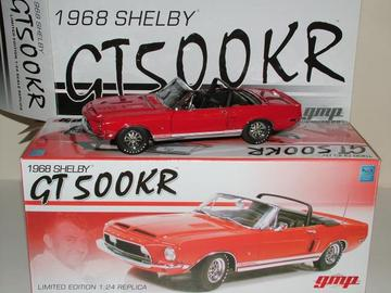 1968 Shelby Ford GT500KR Convertible | Model Cars