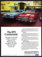 The 1973 continentals. print ads 697893a2 7358 4cdb a53e 0d24916593a9 medium