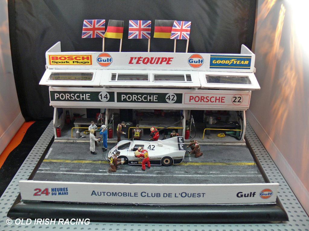 Le Mans 1983 Dioramas Hobbydb